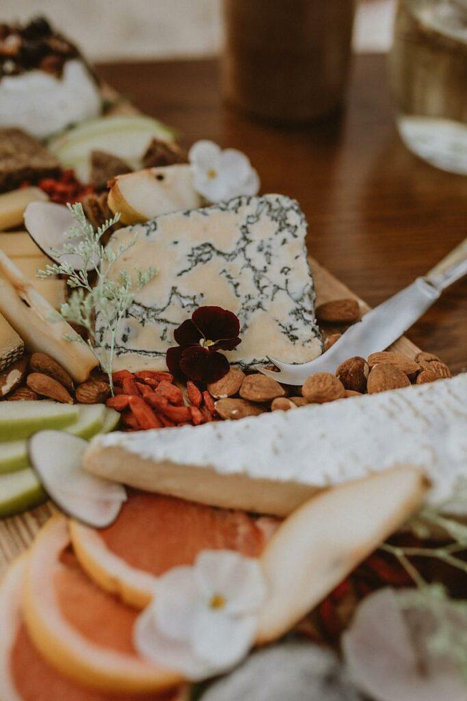 planche de fromage écoresponsable