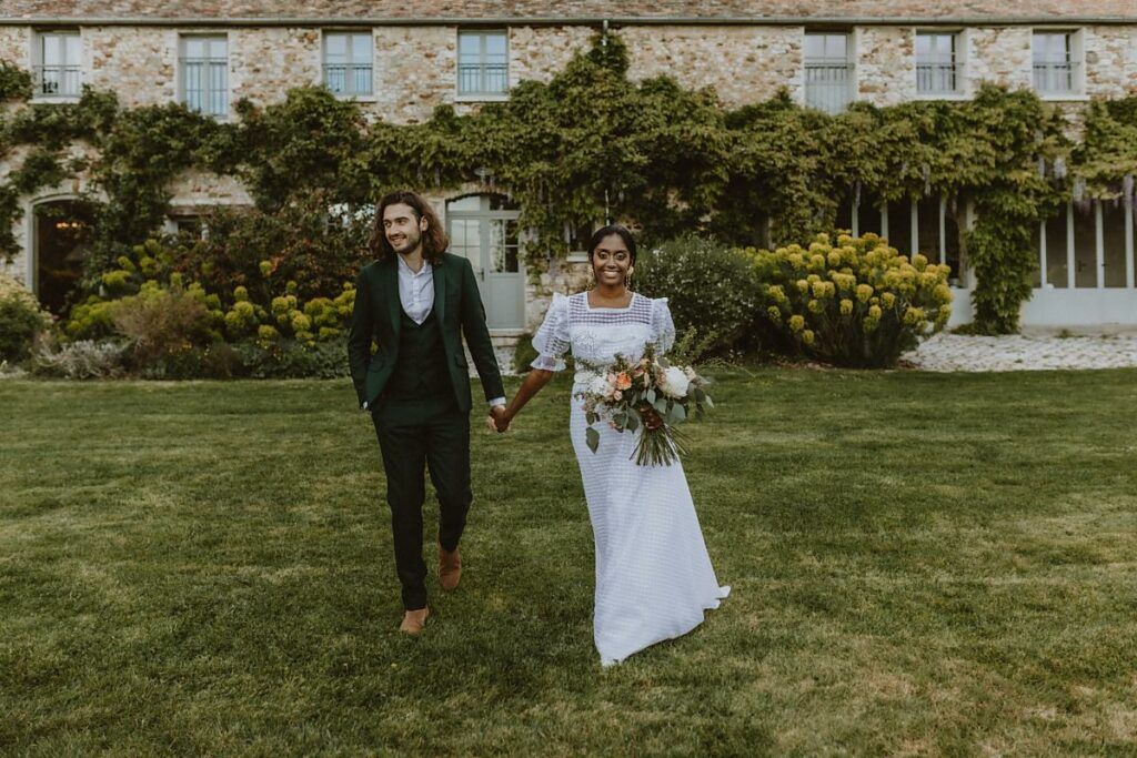 Vibrant Feelings photo diversité mariage