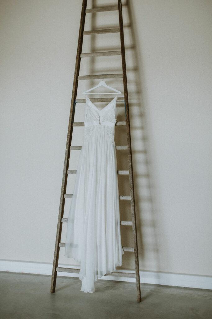 Robe de mariée, mariage intimiste