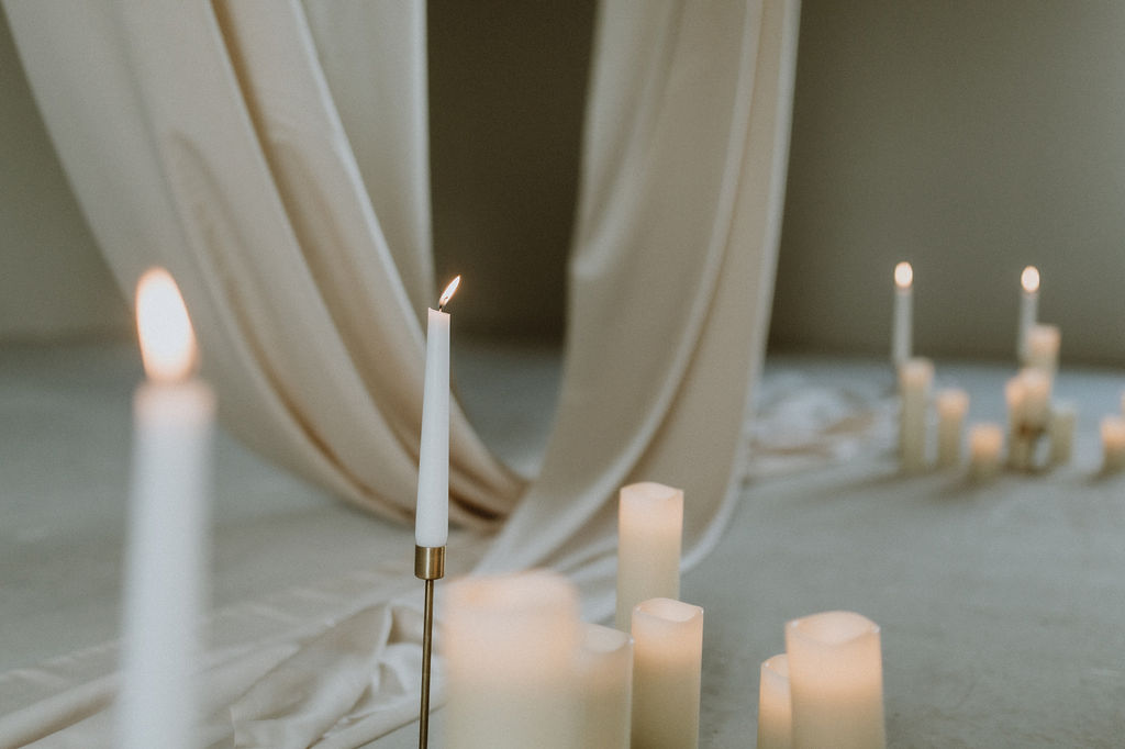 décoration Mariage intimiste et moderne