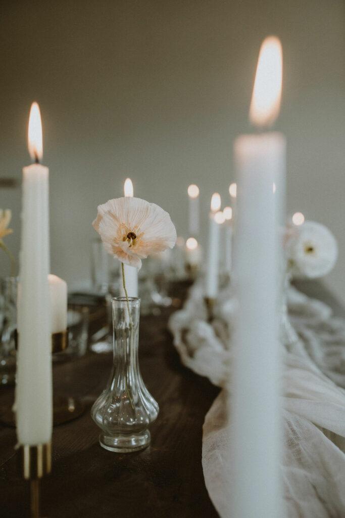 Décoration mariage intimiste